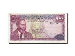 Kenya, 100 Shillings, Type Kenyatta - Kenya