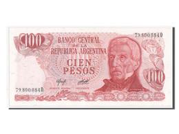 [#350616] Argentine, 100 Pesos Type 1976-83 ND, Pick 302a - Argentine