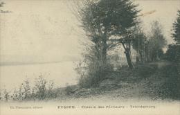 BE EYSDEN / Chemin Des Pêcheurs / - Belgique