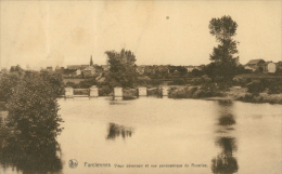 BE FARCIENNES / Vieux Deversoir Et Vue Panoramique De Roselles / - Farciennes
