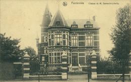 BE FARCIENNES / Château De M. Demoulin Lebailly / - Farciennes
