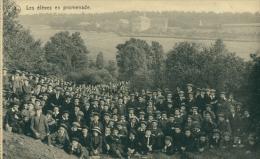 BE FERRIERES / Etablissement De Saint Roch, Les élèves En Promenade / - Ferrières