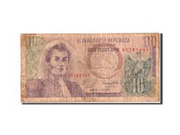 Colombie, 10 Pesos Oro Type Narino - Colombie