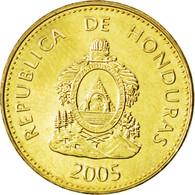 [#88114] Honduras, République, 5 Centavos 2005, KM 72.4 - Honduras