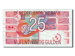 [#83415] Pays-Bas, 25 Gulden Type 1989-97, Pick 100 - [2] 1815-… : Kingdom Of The Netherlands