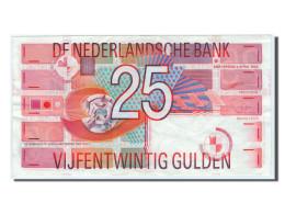 [#83415] Pays-Bas, 25 Gulden Type 1989-97, Pick 100 - [2] 1815-… : Koninkrijk Der Verenigde Nederlanden
