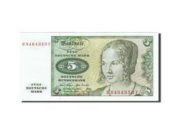 [#257103] Allemagne, 5 Deutsche Mark, Type 1970-1980 - 5 Deutsche Mark
