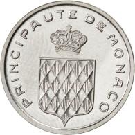 [#84487] Monaco, Rainier III, 1 Centime 1976 Essai, KM E68 - Monaco