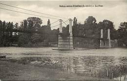 Depts Divers- Essonne - Ref CC41 - Soisy Sous Etiolles - Le Pont - Pont Suspendu - Ponts Suspendus - Carte Bon Etat - - Andere Gemeenten