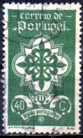 PORTUGAL 1940 Portuguese Legion - 40c Cross Of Avis FU - 1910-... Republic