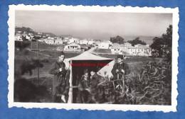 Photo Ancienne - Militaires Du 41e Et 34e Régiment En Manoeuvres - Tente - Lieu à Identifier - Voir Uniforme - Zouave ? - Guerre, Militaire