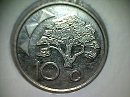 Namibia 10 Cents 2002 - Namibië