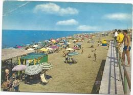 K3845 Torvaianica Torvajanica (Roma) - La Spiaggia Beach Plage Strand Playa / Non Viaggiata - Italia