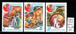 RUSSIA - U.R.S.S. - Year 1980 - MNH ** - Nuovi -news. - Nuovi