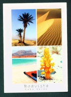 CAPE VERDE  -  Boavista  Used Postcard As Scans - Cape Verde