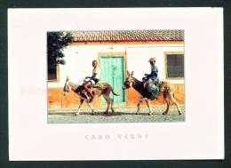 CAPE VERDE  -  Rabil  Boavista  Used Postcard As Scans - Cape Verde