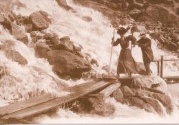 Les Pionniers De L'alpinisme : Traversée Sur La Cascade Du NANT BLANC En 1900 (ed Mytrha N°24) Sports - Chamonix-Mont-Blanc
