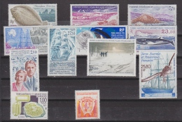 Taaf 1995 Complete Yearset 12v ** Mnh (21426) - Franse Zuidelijke En Antarctische Gebieden (TAAF)