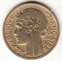 FRANCIA 1931.  50  CENTIMES GRABADOR MORLON  CASI SIN CIRCULAR (FDC)  CN4305 - G. 50 Centimes