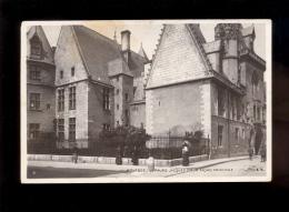 BOURGES Cher 18 : Façade Principale Du Palais Jacques Coeur  1908 - Bourges