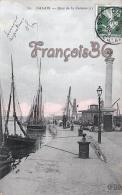 (62) Calais - Quai De La Colonne - Sailtboats Voiliers - 2 SCANS - Calais