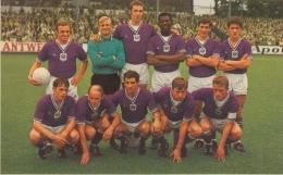 Voetbal    Anderlecht         Nr 2126 - Fútbol
