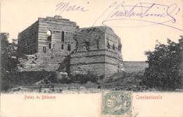 Salut De CONSTANTINOPLE -  Palais Du Belisaire ( + Timbre  LEVANT)- 1907 - Turchia