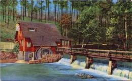 The Old Mill, Montain Brook Estate -  Birmingham, Alabama - Etats-Unis