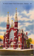 St. Paul's Catholic Church -  Birmingham, Alabama - Etats-Unis