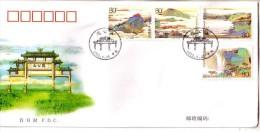 GOOD CHINA FDC 2005 - Jigong Mountains - 1949 - ... People's Republic