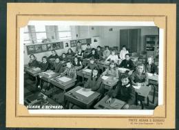 Trombinoscope Scolaire , Ecole De Filles Engerand , Saint Cyr Sur Loire  Année 1965 ?  A VOIR  - Malb4708 - Identified Persons