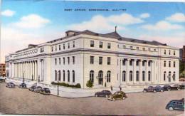 Post Office -  Birmingham, Alabama - Etats-Unis