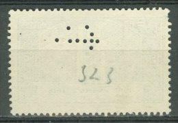FRANCE - PERFORÉS 1936: YT 317, Vimy, O PERFIN Inconnu - LIVRAISON GRATUITE A PARTIR DE 10 EUROS - France