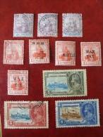 Trinidad & Tobago Selection Used & MH - Trinité & Tobago (...-1961)