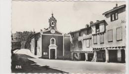 CPSM - Roquecourbe - La Mairie Et Les Arcades - Roquecourbe
