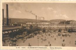 CLERMONT FERRAND - 63 -  Usine Michelin - ENCH - - Clermont Ferrand