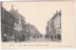 Wakken, Wacken, Marckeghem Straat, Rue De Marckeghem (pk16663) - Dentergem