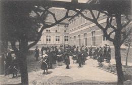 Poperinge, Poperinghe, Pensionnat Des Dames Bénédictines, Cour Et Récréation (pk16665) - Poperinge