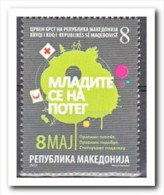 Macedonie 2013 Postfris MNH, Red Cross - Macedonië