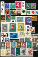 Poland - Unused Full Series And Blocks - Over 1000 Different Stamps And 39 Blocks - Stamps