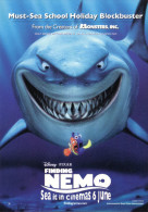 "15N : Movie Cinema Adcard ""Nemo  "" Artcard 491 - Posters On Cards"