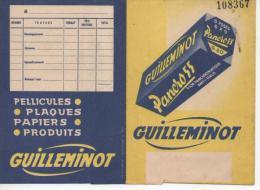 Ancienne Pochette Photo GUILLEMINOT - Materiale & Accessori