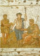 Mosaique Le Don De La Vigne à Ikarios IIe S.ap.J.C Oudhna Antique Uthina - Monuments