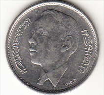 MARRUECOS 1969 HASSAN II 1 DIRHAM    EBC   CN4306 - Maroc
