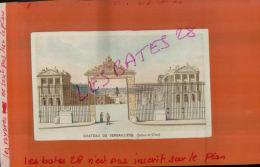 Chromo  CHOCOLAT DE GUYENNE  A. ROUDEL & Cie  BORDEAUX  Chateau De Versailles  Seine Et Oise   Mai 2015 SAL 115 - Schokolade