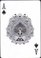 Gambling Poker Swap Playing Card Ace Of Spades #001 - Cartes à Jouer Classiques