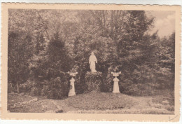 Poperinge, Poperinghe, gesticht der zusters Benedictinessen, een hoek van den hof (pk16731)