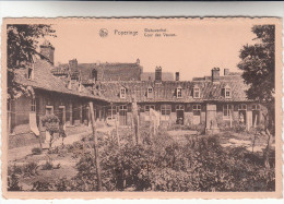 Poperinge, Poperinghe, Weduwenhof, cour des veuves (pk16733)