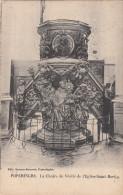 Poperinge, Poperinghe, la chaire de v�rit� de l'�glise Saint Bertin (pk16738)