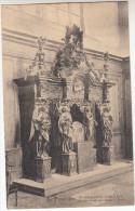 Poperinge, Poperinghe, biechtstoel van St Bertens Kerk confessionnal de l��glise Saint Bertin (pk16740)